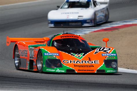 1989 Mazda 767B - Images, Specifications and Information