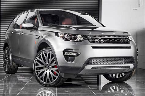 2015 Land Rover DISCOVERY SPORT by KAHN Design