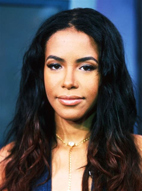 Aaliyah For MAC is Finally Here — & Here's Your First Look