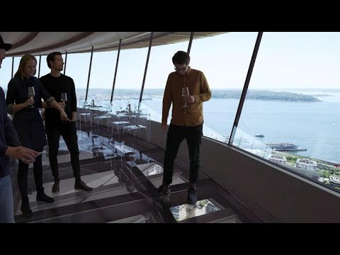 About the Renovation - Space Needle : Space Needle