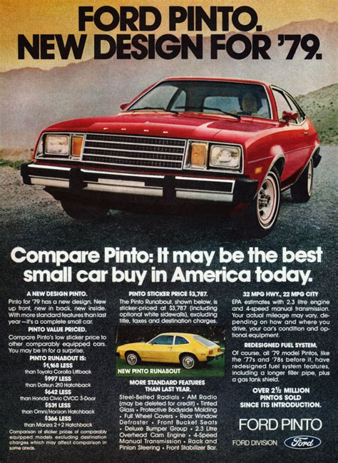 Economy-Car Madness! 10 Classic Ads Featuring Affordable