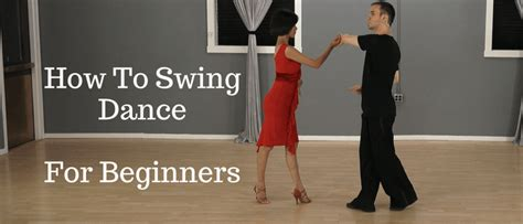How To Swing Dance For Beginners - 3 Swing Dance Moves