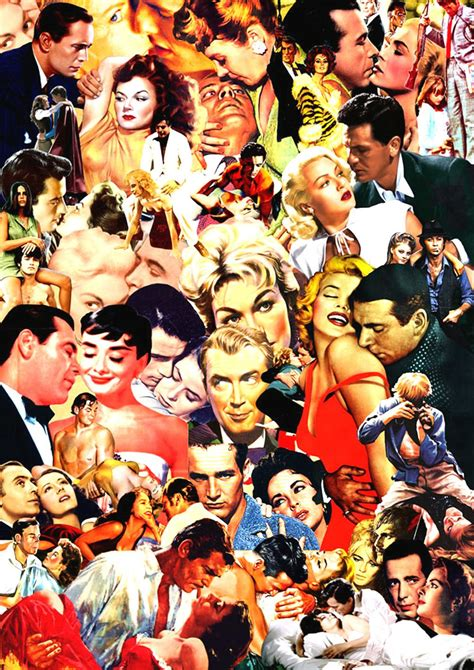 Fascinating Film Made from Clips of 450 Classic Movies