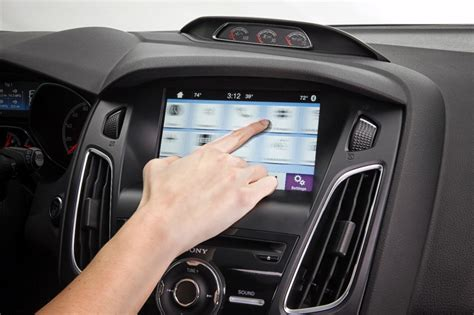 Ford's SYNC 3 Will Feature Apple CarPlay and Android Auto