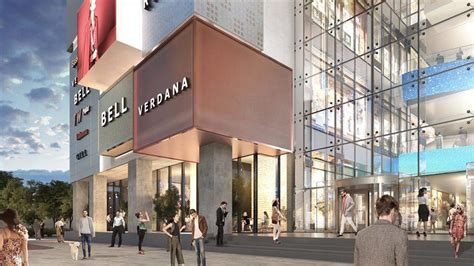 This is how Budapest's first smart mall will look like